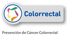 Logotipo Programa de Prevención de Cáncer Colorrectal